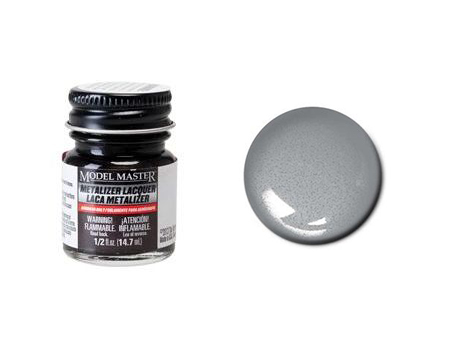 Farba Model Master 1424 - Non-Buffing Burnt Metal Metalizer 14.7ml