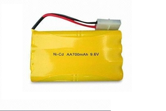 Pakiet Akumulator Bateria Ni-CD 700MAH 9,6V Do 4WD12-30