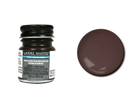 Farba Model Master 4605 - Acryl Skin Burnt Umber (F) 14.7ml