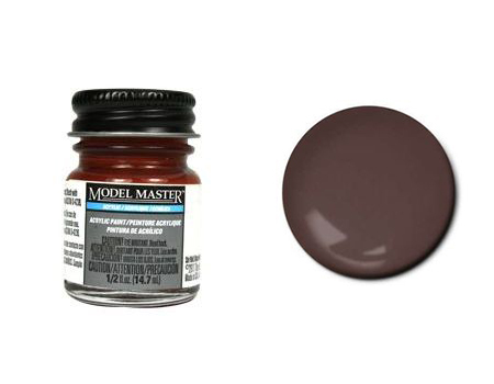 Farba Model Master 4607 - Acryl Burnt Sienna (F) 14.7ml