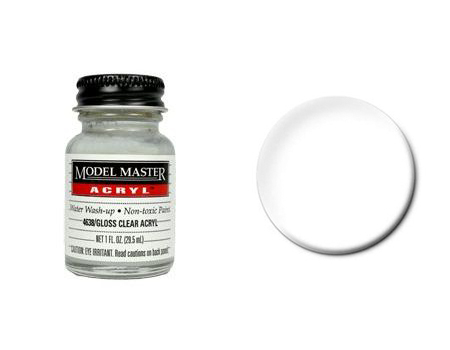 Farba Model Master 4638 - Acryl Gloss Clear (G) 29.5 ml