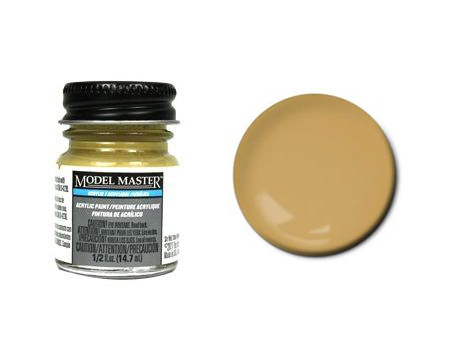 Farba Model Master 4813 - Acryl British Gulf Armor Light Stone (F) 14.7ml