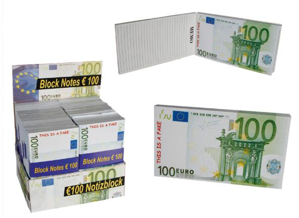 Notes 100 EURO - Euronotes