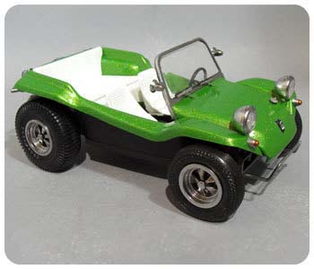 Model Plastikowy Do Sklejania AMT (USA) - Meyers Manx