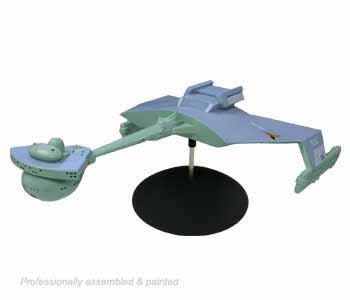 Model Plastikowy Do Sklejania AMT (USA) - Krążownik Star Trek Klingon Battle Cruiser