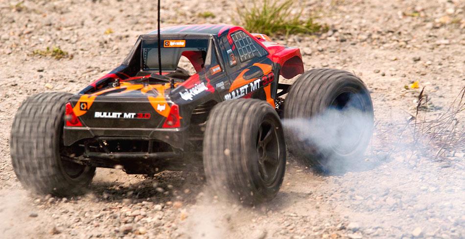 Samochód Bullet MT 3.0