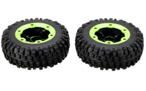 Wltoys Right Wheels Komplet Kół Prawych 12428-0071 12423-0071