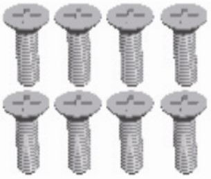 Wltoys 12428-0113 12423-0113 Screws