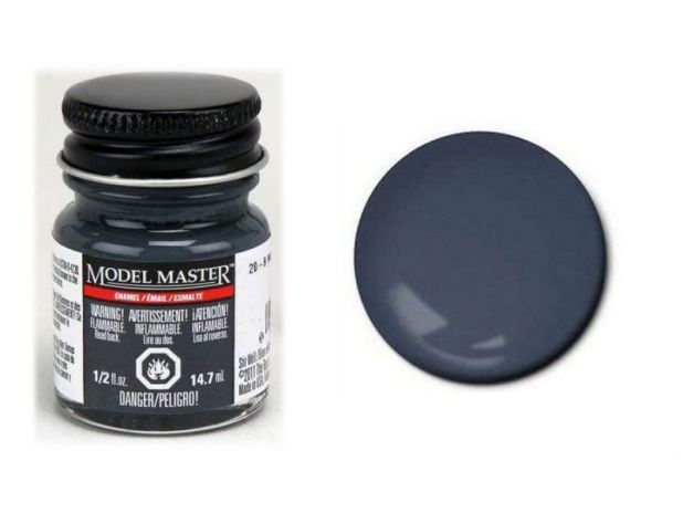 Farba Model Master 2159 - II Enamel 20-B Weather Deck Blue USN (SG) 14.7ml