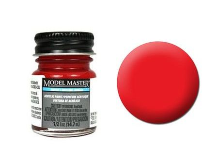 Farba Model Master 4630 - Acryl Clear Red (G) 14.7ml