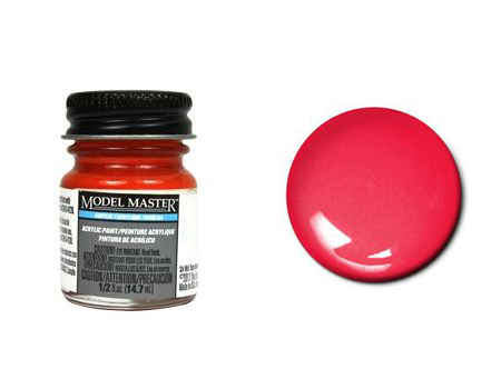 Farba Model Master 4631 - Acryl Italian Red (G) 14.7ml