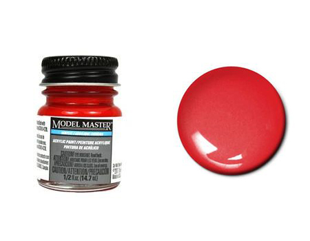 Farba Model Master 4632 - Acryl Guards Red (G) 14.7ml