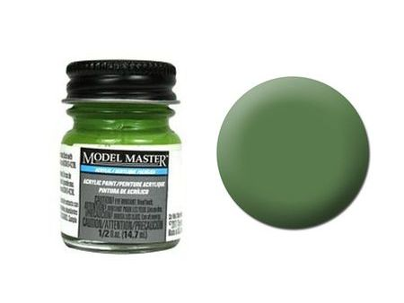 Farba Model Master 4852 - Acryl Green Zinc Chromate (F) 14.7ml
