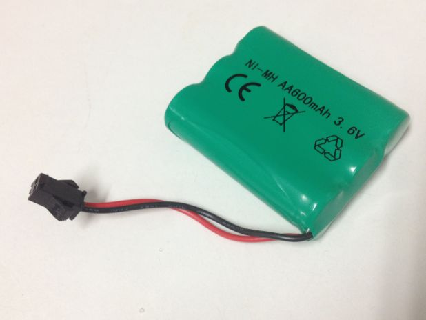 Akumulator Pakiet Bateria Ni-Cd 3,6V 600mAh do modelu 8131