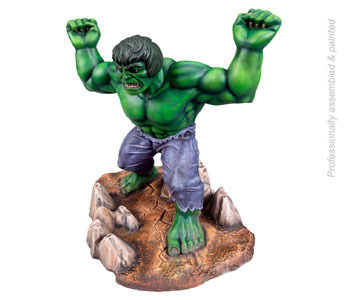 Model Plastikowy Do Sklejania MPC (USA) Figurka HULK