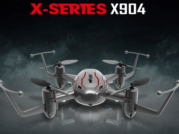 Quadrocopter Dron 2,4Ghz MJX X904