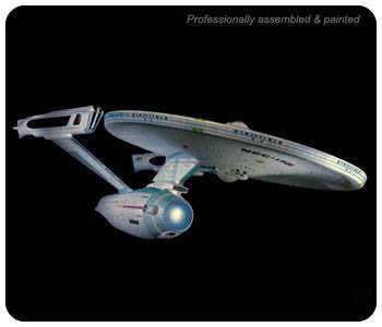 Model Plastikowy Do Sklejania Polar Lights (USA) - Star Trek U.S.S. Enterprise NCC-1701-A Refit