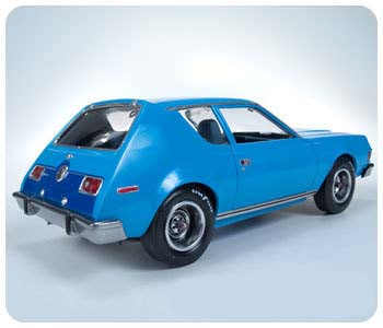 Model Plastikowy Do Sklejania AMT (USA) - 1976  AMC Gremlin