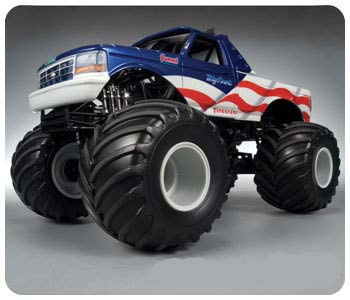 Model Plastikowy Do Sklejania AMT (USA) - Bigfoot Ford Monster Truck