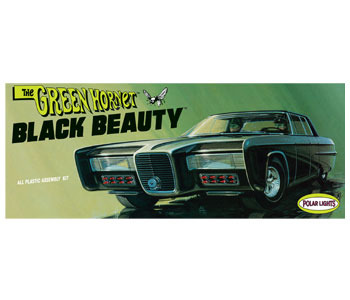 Model plastikowy Polar Lights - Black Beauty Standard Edition
